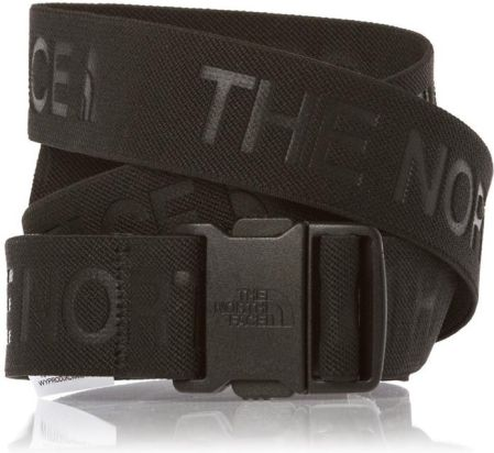 Pasek do spodni Sender Belt The North Face - TNF Black/TNF Black