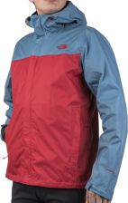 Kurtka męska Venture Jacket The North Face - TNF Red/Storm Blue