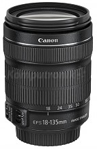 Canon EF-S 18-135mm  IS STM (6097B005AA)