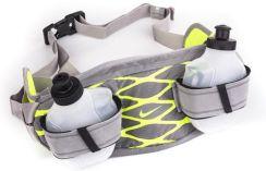 Pas biodrowy do biegania z bidonem Storm 2 Bottle Waistpack Nike