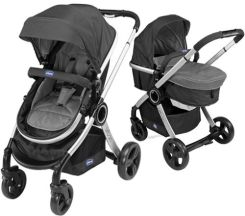 Chicco Urban Anthracite Głęboko Spacerowy