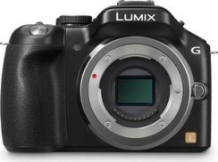 Panasonic Lumix DMC-G5 body czarny