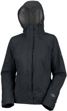 COLUMBIA Clear Storms II Jacket Black XS