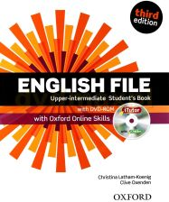 English File 3ed Upper-Intermediate Students Book+iTutor and Online Skills