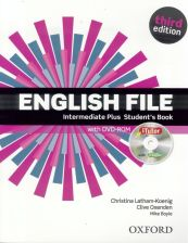 English File 3ed Intermediate Plus Students Book+iTutor