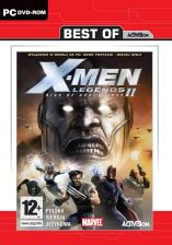 X Men Legends II Rise of Apocalypse (Gra PC)