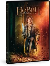 Hobbit: Pustkowie Smauga (The Hobbit: The Desolation of Smaug) (DVD)