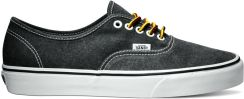 Vans U Authentic (Washed) Black 47,0