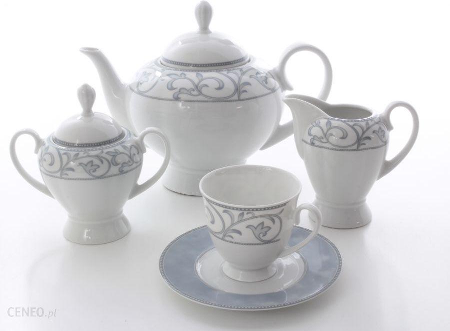 Gerlach Avado Porcelana Śląska Komplet 12 Os