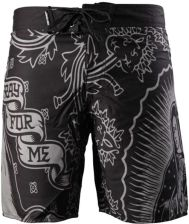 Badehosen SANTA CRUZ - PRAY BLACK/GREY (BLK/GY) size: 30