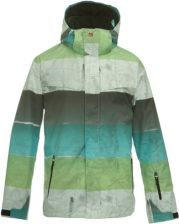 kurtka QUIKSILVER - LAST MISSION PRINT INSULATED 1 (047)