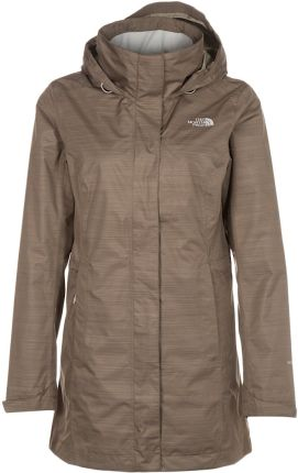 The North Face CIRRUS Kurtka hardshell brązowy
