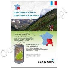 Mapa topograficzna GARMIN (010-11240-00)