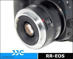 JJC Aapter odwrotnego mocowania do Canona (RR-EOS 72MM)
