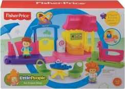 Fisher Price Little People Kawiarenka Bhg09