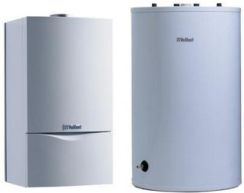 Vaillant TURBOmax VU PLUS 242 + VIH R 150