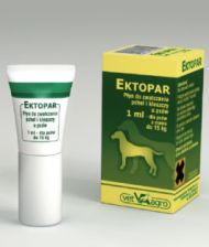 Vet-agro Ektopar Spot-on 2 ml