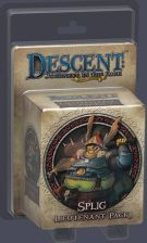 Descent Lieutenant Pack Splig