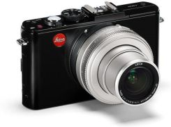 Leica D-Lux 6 Glossy Black/Silver