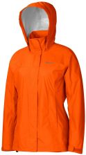 Marmot Wm's PreCip Jacket (S14) Sunset Orange M