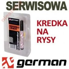 KREDKA NA RYSY serwisowa GERMAN FIX IT PRO LAKIER