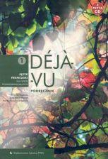 Deja vu 1 Podręcznik z płytą CD Język francuski