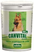 MIKITA CANVITAL PLUS 150 TABLETEK