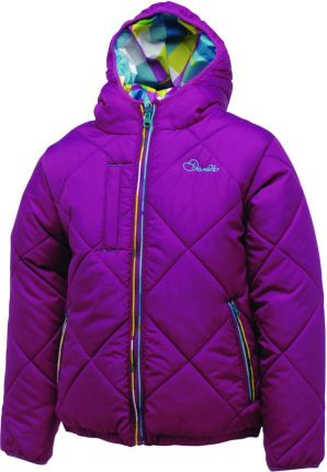 Dare 2b Flippancy Reversible Jacket, 9-10, Violet