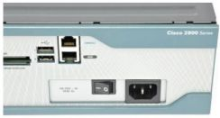 Cisco 2821 Voice Bundle,PVDM2-32,SP Serv,64F/256D (CISCO2821-V/K9)
