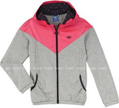 BLUZA ADIDAS FUN HOODED FLOCK