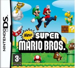 NEW Super Mario Bros. (Gra NDS)