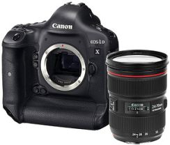 Canon EOS-1D X + 24-70mm II