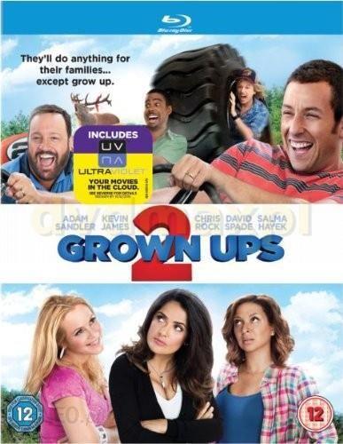 Jeszcze Większe Dzieci - Grown Ups 2 (2013) [720p] [HDTV] [XViD] [AC3-H1] [Lektor PL]