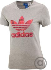 Adidas Slim Tee Q3 Graphic Medium Grey Heather