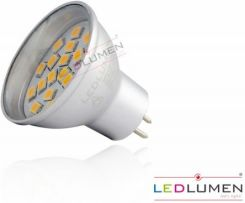 Ledlumen Mr11 A GU4 18leds 2835 SMD 12V WW 128969665