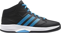 Adidas Isolation Leather czarny/białe/Blue 9,0