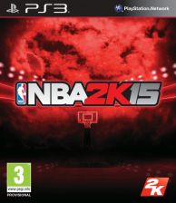 NBA 2k15 (Gra PS3)