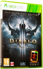Diablo III: Reaper of Souls Ultimate Evil Edition (Gra Xbox 360)
