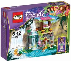 Lego Friends Dzikie Wodospady 41033