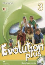 Evolution Plus 3. Podręcznik + CD