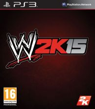 WWE 2K15 (Gra PS3)