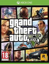 Grand Theft Auto V (Gra Xbox One)