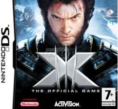 X-Men: The Official Game (Gra NDS)