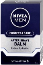 Nivea for Men Skin Essentials Nawilżający balsam po goleniu 100 ml