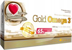 Olimp Gold Omega 3 1000 60kap