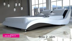 Estilo Łóżko do sypialni Stilo-2 Slim 140x200