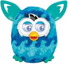 Hasbro Furby Boom Sweet Blue Waves A4342 A4338
