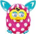 Hasbro Furby Boom Sunny - Pink Polka Dots Wersja Polska A4332 A4343