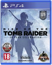 Rise of the Tomb Raider - Edycja 20 Year Celebration (Gra PS4)