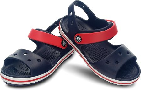 Crocs Crocband Sandal K Navy/Red C11 (28,0)